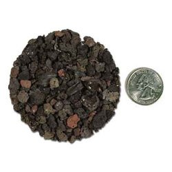 Joebonsai Bonsai Gravel - Top Dressing | Black Lava - One Pound