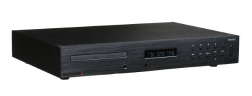 AUDIOLAB 8200CDQ CD PLAYER WITH PRE AMPLIFIER (BLACK)