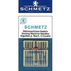Schmetz Sewing Machine Needles - Combo Pack from Schmetz
