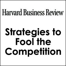HBR: Curveball: Strategies to Fool the Competition (       UNABRIDGED) by George Stalk Narrated by Todd Mundt