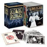 Astaire & Rogers Ultimate Collector's Edition (Flying Down to Rio / The Gay Divorcee / Roberta / Top Hat / Follow the Fleet / Swing Time / Shall We Dance / Carefree / The Story of Vernon and Irene Castle / The Barkleys of Broadway) ~ Fred Astaire