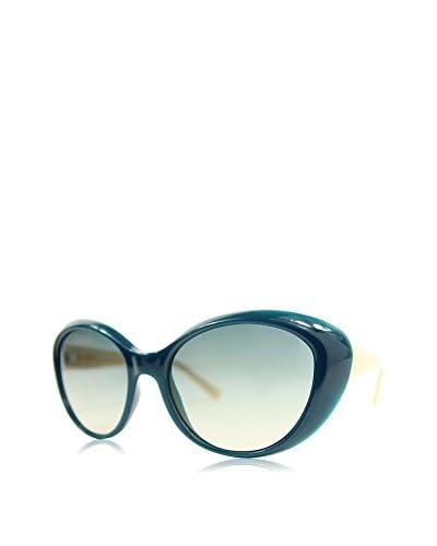 BENETTON Gafas de Sol 937S-03 (55 mm) Verde / Beige