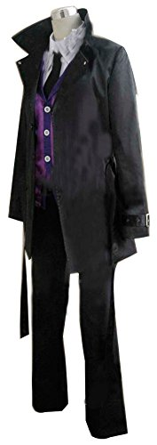 [Japan Cosplay] Lucky Dog 1 Bernard Japanese Anime Cosplay Costume Mens