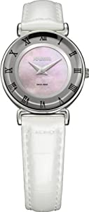 Jowissa Women's J2.074.S Roma MoL Mother-Of-Pearl Roman Numeral Watch
