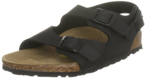 Birkenstock Children's 33791 Birkenstock Roma Black 28 Eu Regular