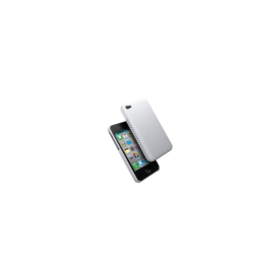 iFrogz Luxe Lean Phase Case for iPhone 4   Snow Cell