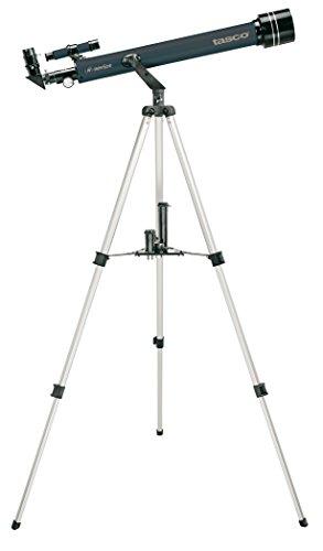 Tasco Teleskop Novice Refractor, schwarz, 402X60MM, 30060402 Preisvergleich
