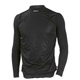 Craft 2013 Men's Gore Zero Wind Stopper Long Sleeve Base Layer - 197659