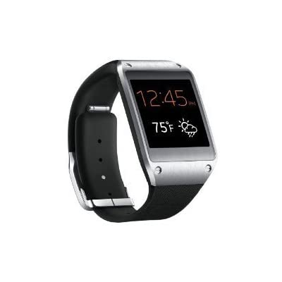 Sumsung GALAXY Gear SM-V700 [au +1 collection SELECT] (Jet Black)