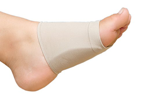 Bennoti Plantar Fasciitis Therapeutic Arched Gel Foot Support