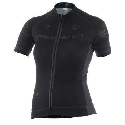 Giordana 2014 Women's Pinarello Stars FRC Trade Short Sleeve Cycling Jersey - GI-S4-WSFR-PINA