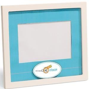 #1 COACH frame by GUND - 4x6 (Coach Picture Frame compare prices)