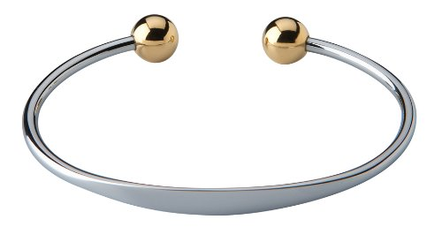Jima Magnetic Brass Bangle, WOMEN's
