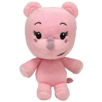 Ty Beanie Baby - Lulu - Ni Hao Kai Lan - Rhino - 1