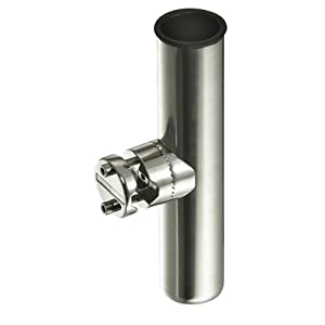 Attwood stainless steel clamp on rod holder for Amazon fishing rod holders