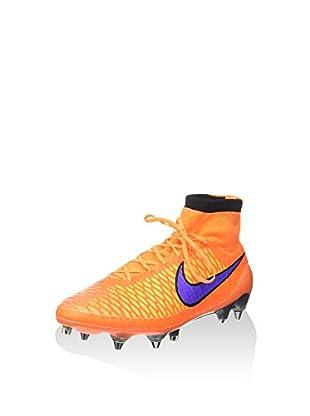 Nike Botas de fútbol Magista Obra Sg Pro (Naranja)