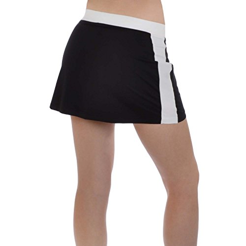 adidas Performance Womens Climalite Tennis Short Skort - Black