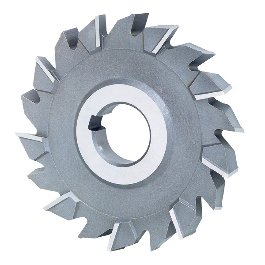 NIAGARA 240 3'' X 1/2'' X 1'' 16T STAGGERED TOOTH HSS SIDE MILLING CUTTER