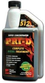 Pri-D Fuel Stabilizer- For Diesel 32Oz