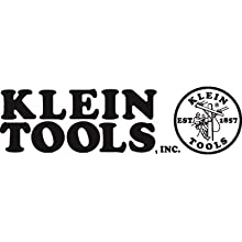 Klein 1570-3 Cable/Lineman's Skinning Knife-Hook Blade, Notch and Ring