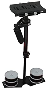 DVC 17837 DSLR Flycam Nano Camera Stabilizer with Free Quick Release (Black)