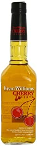 Evan Williams Cherry Bourbon Liqueur Whiskey 70 cl