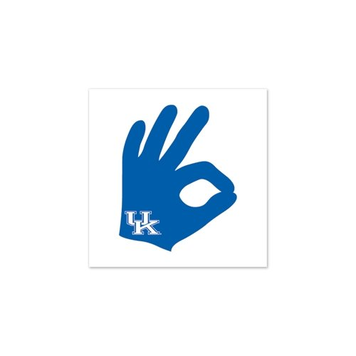"Kentucky Wildcats Official NCAA 1""x1"" Fake Tattoos by Wincraft"