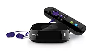 Roku 3 Streaming Player - Canada Version