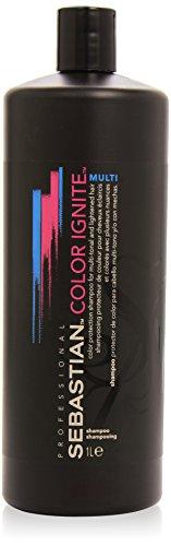 Color Ignite Multi Shampoo 1 lt Sebastian Professional Foundation