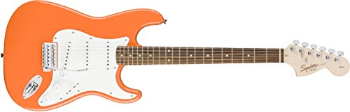 squier-affinity-stratocaster-rosewood-neck-competition-orange-strat