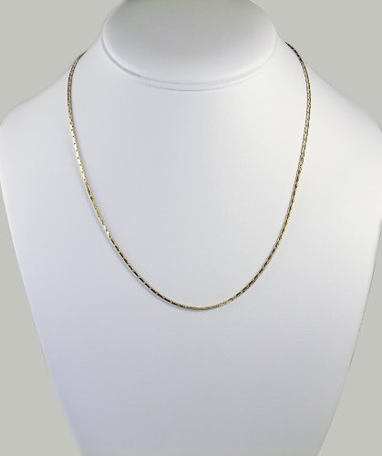 14k Gold Filled Box Chain 24