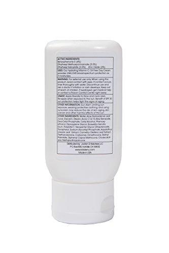 VidaRenu Vitamin C Day Cream, SPF30 anariti vitalizing day cream