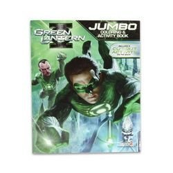 Green Lantern Coloring and Activity Book (Cover Art Varies) - 1