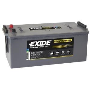 Lasermax Exide Equipment Batterie