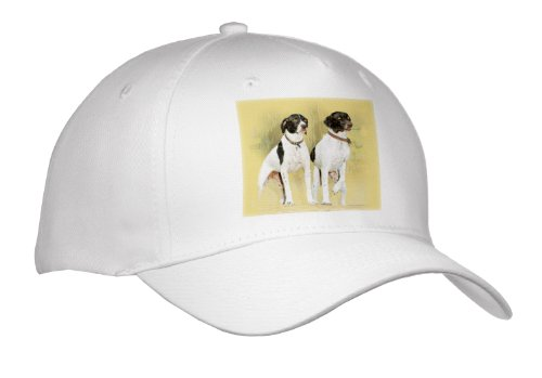 777Images Digital Paintings Pets - Two Pointer Hunting Dogs At Attention. Digital Oil Painting - Caps - Adult Baseball Cap