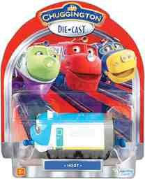 Chuggington Diecast Hoot Engine - 1