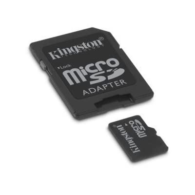 Professional Kingston MicroSD 2GB (2 Gigabyte) Card for BlackBerry 9030 NIAGARA with custom formatting and Standard SD Adapter. (Class 4 Certified)