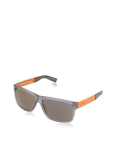BOSS Orange Sonnenbrille 0196/SCT7QR grau