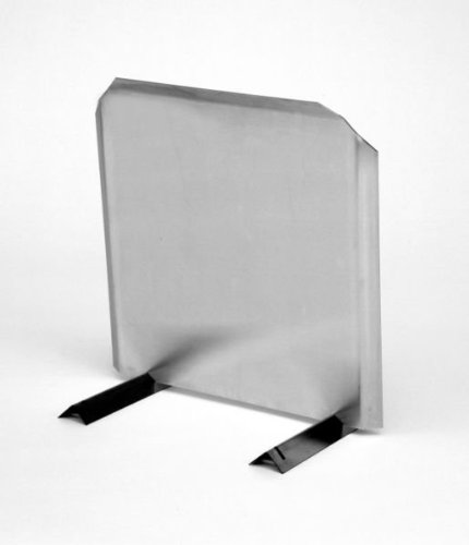 "Best Review Of 20""x20"" Stainless Steel Radiant Fireback"