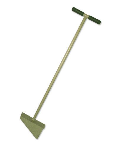 Bully Tools 92250 All Steel Lawn and Garden Edge Ripper with T-Handle