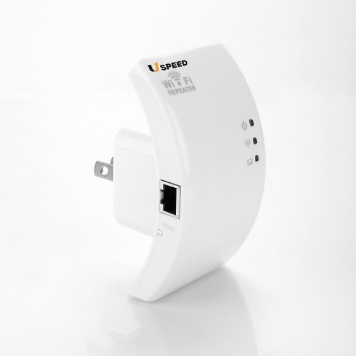 wireless range extender reviews buy uspeed wifi repeater. Black Bedroom Furniture Sets. Home Design Ideas