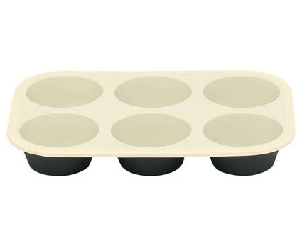 Scanpan Bake Pro 61251700 6-Cup Muffin Tray - Buy Scanpan Bake Pro 61251700 6-Cup Muffin Tray - Purchase Scanpan Bake Pro 61251700 6-Cup Muffin Tray (Scanpan, Home & Garden, Categories, Kitchen & Dining, Cookware & Baking, Baking, Muffin & Popover Pans)