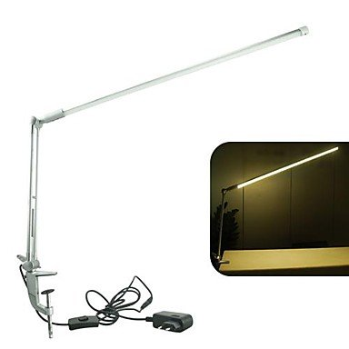 H+Lux 84-Led Desk Lamp Warm White 3000K 12W Ac 220-240V ~ Dc 20V (Kd8081)
