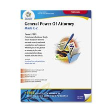 Quality Product By Socrates Media, LLC - General Power/Attorney Form Individual Will Handle Finances