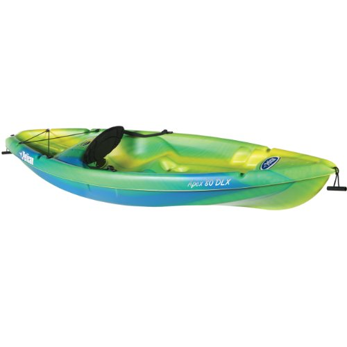 Kayaks Pelican International Apex 80 Dlx Sit On Top Kayak