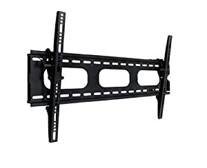 tilt tv wall mount for samsung un75es9000f 75 inch led hdtv hd tv television. Black Bedroom Furniture Sets. Home Design Ideas