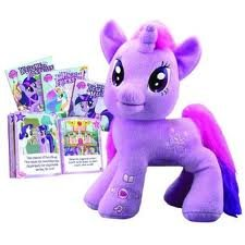My Little Pony Twilight Sparkle Animated Storyteller
