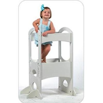 Little Partners Learning Tower - Soft White front-946751