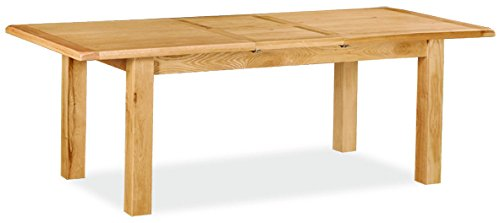 Global Home Products Collection 27 Compact Extending Table, Wood, Brown