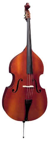 Strunal Student 50/4 Model Double Bass Only - 1/8